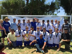 BU15 Arsenal Summer Classic